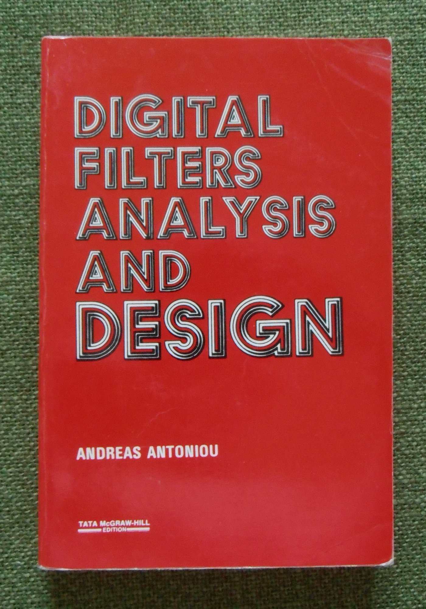 Digital filters analisys and design